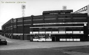 Old Trafford Man United stadium