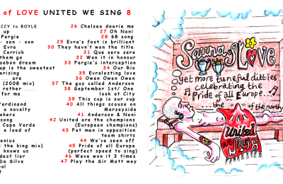 United We Sing 8: Sauna of Love