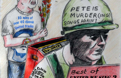 Pete Is Murder (ing) Songs Again: Best Of United We Sing
