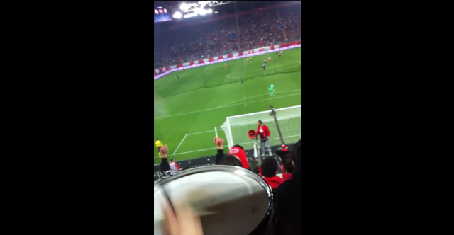 Pete Videos From Olympiakos Away