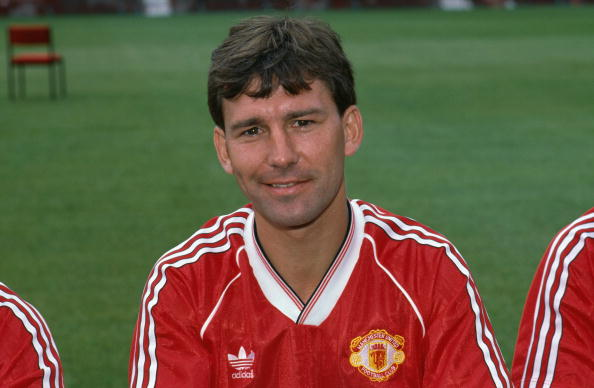 The Legend Bryan Robson