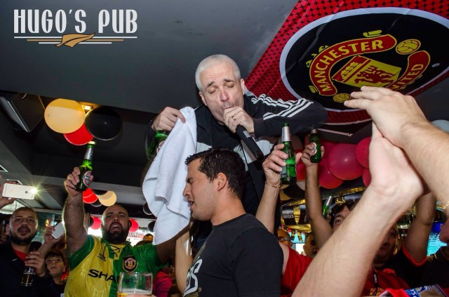 Malta – October 2015 – MUFC Party