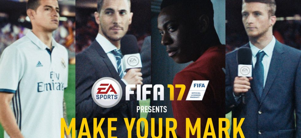 FIFA 17 Advert with Chant I Wrote