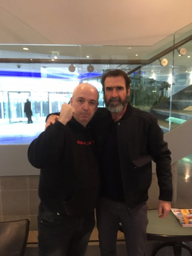 Pete's Podcast: Eric Cantona