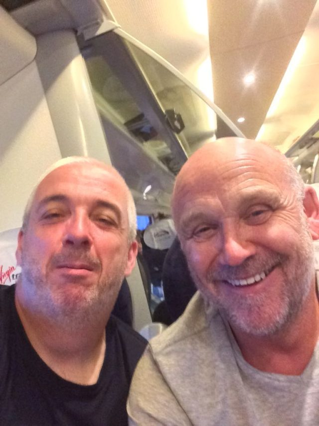 Pete's Podcast: Mike Phelan