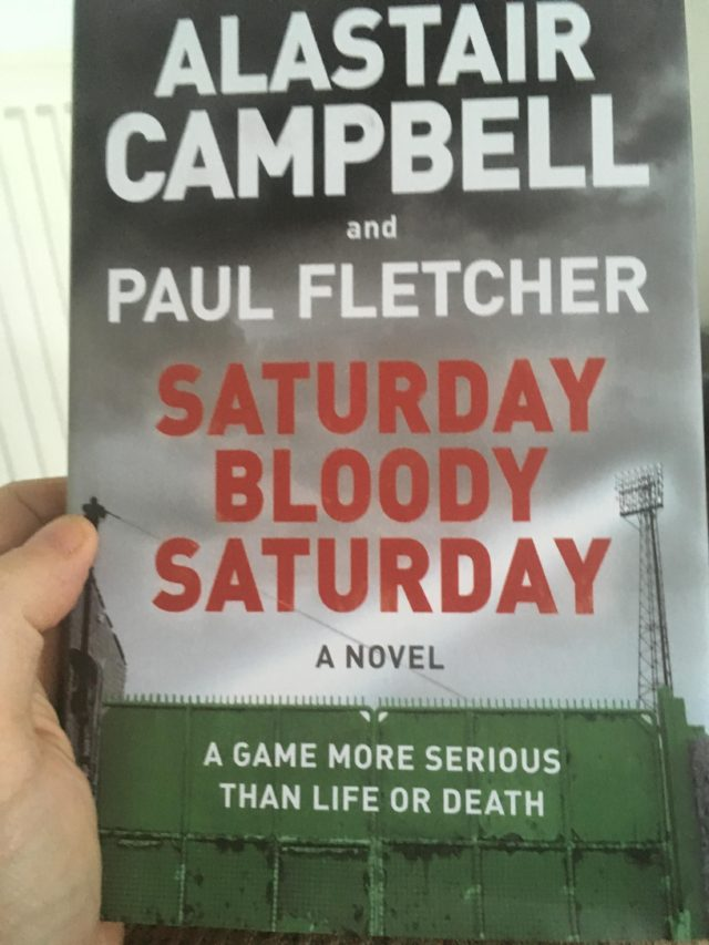 Saturday Bloody Saturday – Book Review